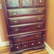 Value of a Vintage Bassett Furniture Bedroom Suite