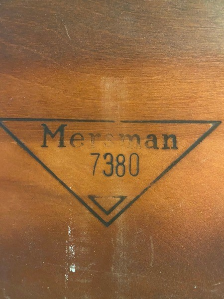 Value of a Mersman Game Table