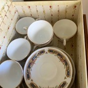 Value of English Duchess Bone China 444