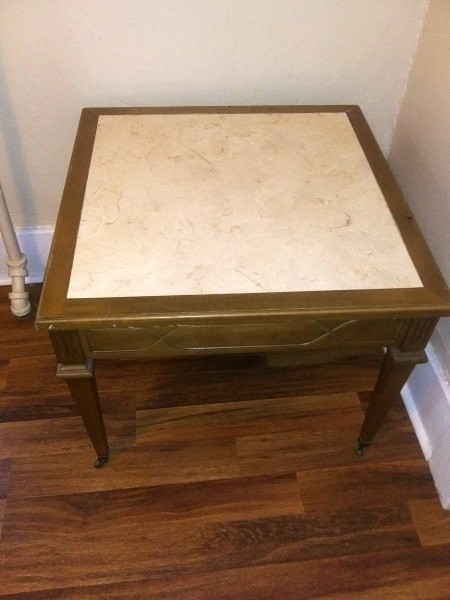 Value of Mersman Living Room Table Set?