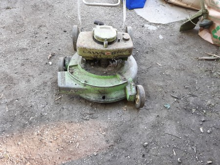 Age and Value of a Vintage Lawn Boy Mower?