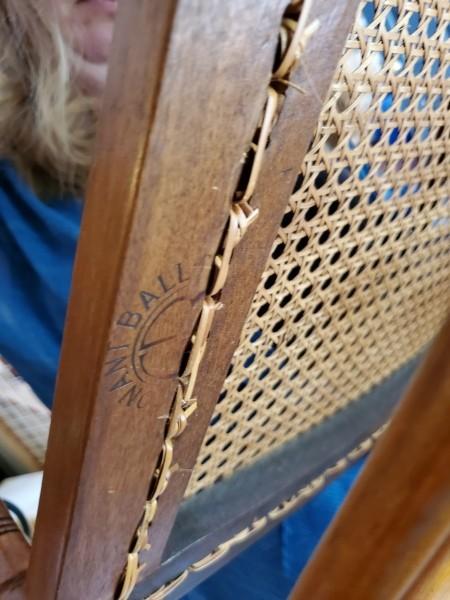 Value of Conant Ball Rocker and Regular Chair?