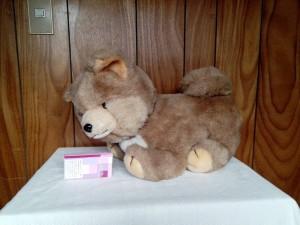 Identifying a Vintage Plush Stuffie? - stuffed kitty
