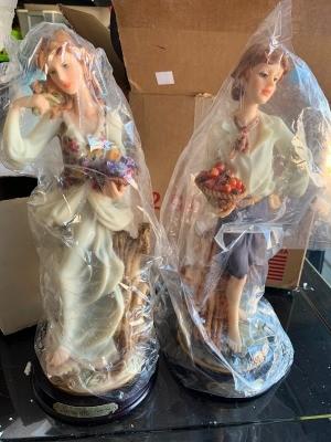 Value of Leonardo Collection Figurines - figurines in plastic wrap