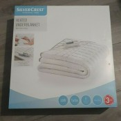 Replacement Plug and Control for a Silvercrest Electric Underblanket?