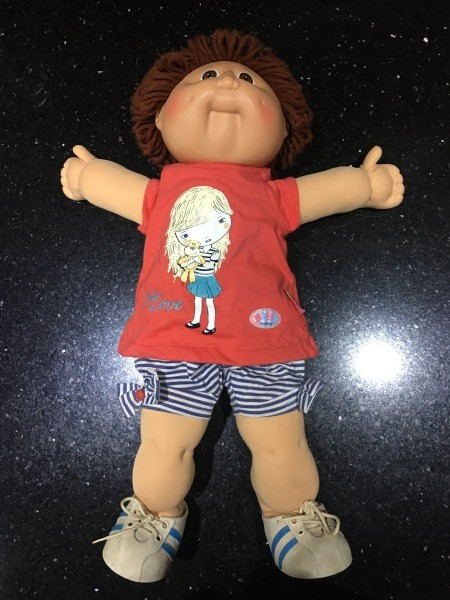 Selling an Original Signed Cabbage Patch Doll