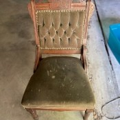 Identifying Antique Chairs?
