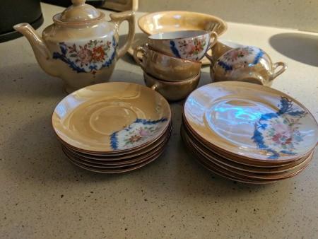 Value of a Japanese Tea Set?
