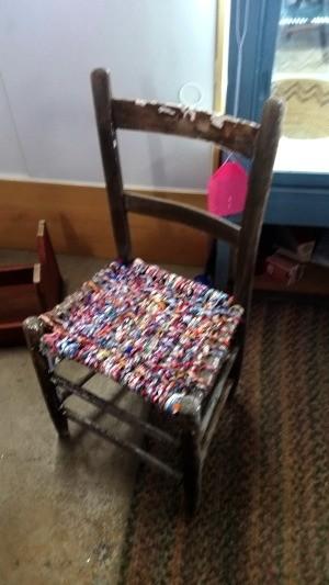 Repairing an Old Chair