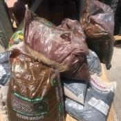 Open Bag Garden Items Are 50% Off - slightly damaged bags of mulch