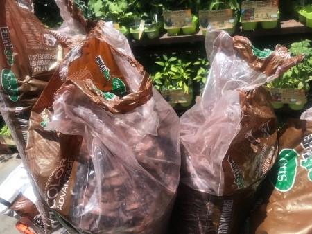 Open Bag Garden Items Are 50% Off