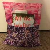 Pocket Pillow - second pillow with different fabric