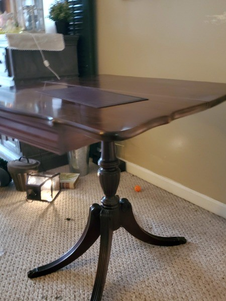 Value of a Brandt Card Table?