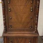 Value of an Imperial Furniture Cabinet? - 5 drawer cabinet