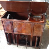 Capehart Console Phonograph and Radio