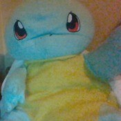 Information on a Squirtle Plush Toy? - Pokemon plush