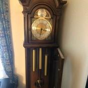 Value of a 1976 Franz Hermle Grandfather Clock?