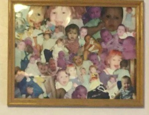 Memory Picture Collage - hanging collage