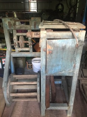 Identifying Old Farm Equipment? - unknown equipment
