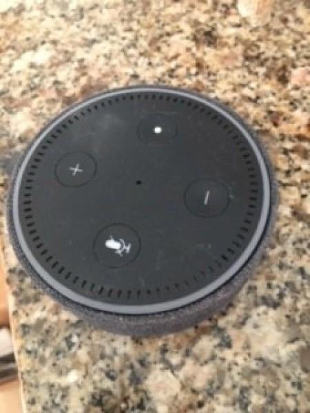 Echo Dot Camouflage - Echo Dot speaker