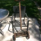 Value of a 1912 Reel Lawn Mower? - reel mower