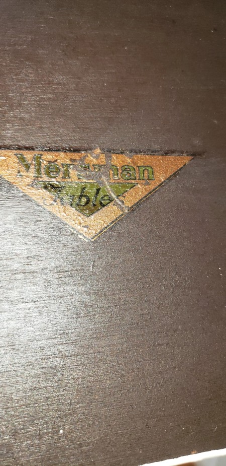 Value of a Refinished Mersman Table?