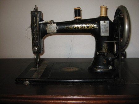 Age and Value of a White Treadle Sewing Machine?