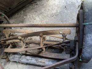 Identifying a Vintage Reel Mower?