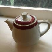 Identifying Noritake China Pattern? - tea pot