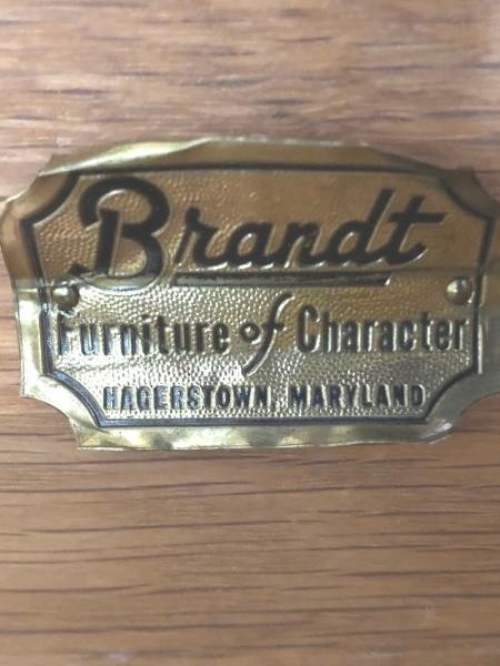 Value of a Brandt Dining Set?