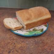 A baked loaf of