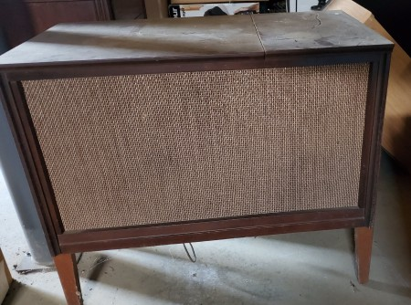 Value of an Admiral Console Record Player?