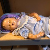 Value of a Vintage Baby Doll? - vintage baby doll from the 40s
