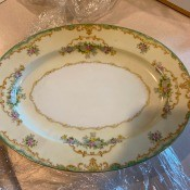 Value of Noritake China Set? - dinner plate