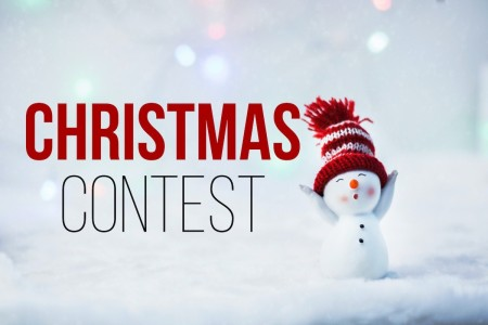 Christmas Contest Graphic