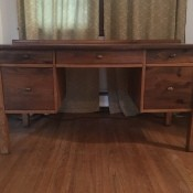 Value of a Conant Ball Desk? - 5 drawer desk