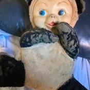 Identifying a Vintage Panda Teddy Bear?