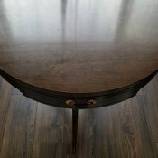 Information about Mersman End Table