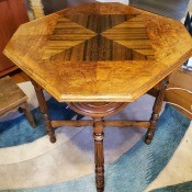 Age and Value of a Merman Octagonal Table?