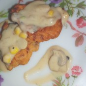 Tuna Patties Alaking on a plate.