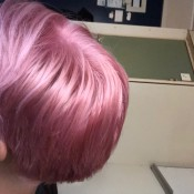 Toning Down Hair That Is Too Pink?