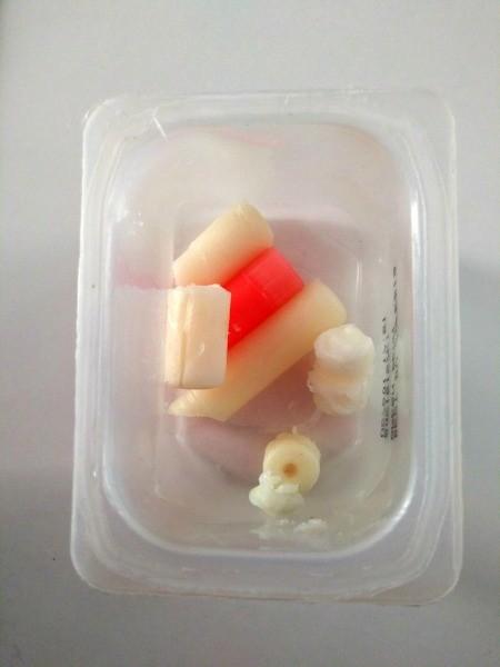 Large Lip Balm - old bits of lip balm