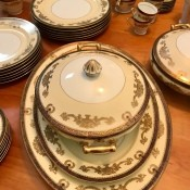 Value of Vintage Noritake Dinner Service?