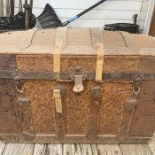 Information About Old Trunk?