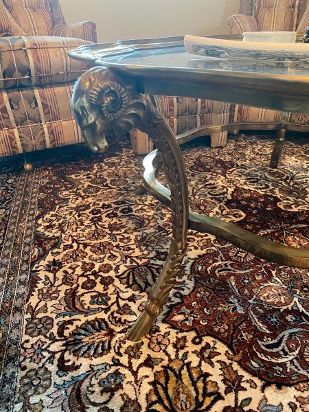 Information About Brass Table?