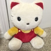 Identifying a Plush Toy? - perhaps a Hello Kitty stuffy