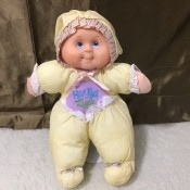 Identifying a Soft Doll with Vinyl Face?