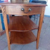 A Mersman end table.
