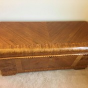 A cedar chest by Lane.