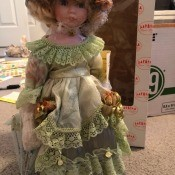 Porcelain doll value
